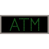Signal-Tech ATM Sign 5683
