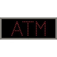 atm sign 5909
