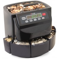 Cassida C200 Coin Sorter and Wrapper