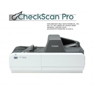 CheckScan Pro Check Endorsing Software with Canon CR 135 (up to 4 lines of endorsement)