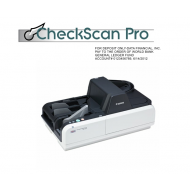 CheckScan Pro Check Endorsing Software with Canon CR 190 (up to 4 lines of endorsement)